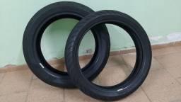 DIABLO ROSSO 2 180/55 17 + Michelin ROAD2 120/70 17