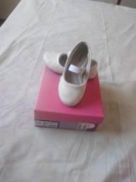 Sapato Pampili Branco infantil 24