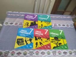 Vendo livros do adventista 7°
