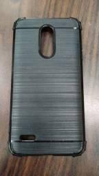 Capa preta LG K11+ Nova