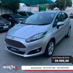 NEW Fiesta 1.6 Se Hatch 16v Flex 4p Aut 2015