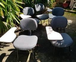 5 Cadeiras Escolares