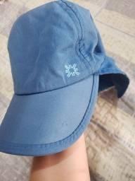 Chapéu protetor solar UVLine infantil