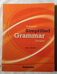 Livro - The Richmond Simplified Grammar Of English