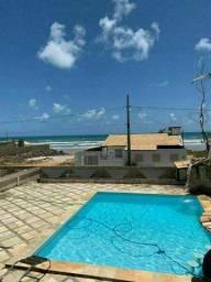 Casa para Reveillon  praia da Caueira.  Em frente ao Mar.