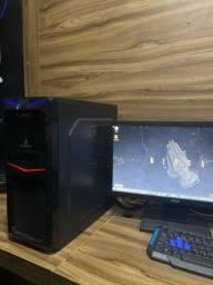 Computador Gamer com monitor Acer