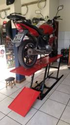 Elevador para motos 350 kg FABRICA zap 24h