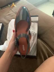 Sapato Melissa-novo