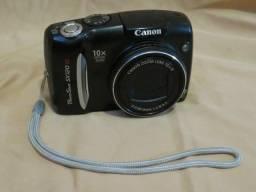 câmera canon PowerShot sx120is