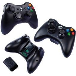 2 Controles sem fio XBOX 360