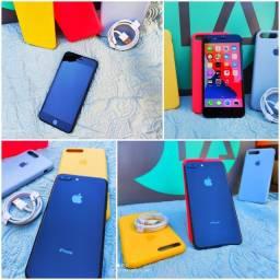 iPhone 8 Plus - 64Gb<br><br>*Importados dos Estados Unidos*<br><br>VÁRIAS UNIDAD.<br>- Originais<br><br>