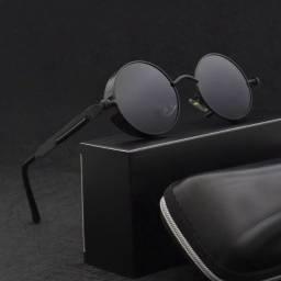 Óculos de Sol Moda Steampunk Brooklyn