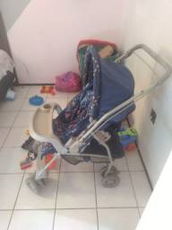 Carrinho de passeio infantil