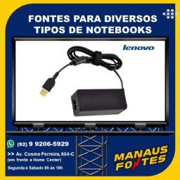 Título do anúncio: Fonte Notebook Lenovo Ponta Quadrada