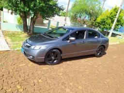 Honda Civic Sedan Lxs 1.8 Flex Aut. 4P