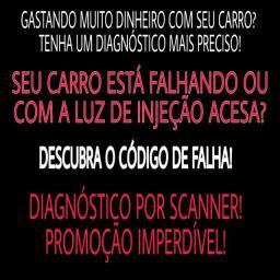 DIAGNÓSTICO POR SCANNER(PROMOÇÃO IMPERDÍVEL!