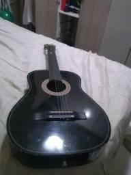 Violão para aprendiz Austin clássico guitar