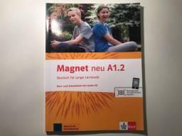 Magnet neu A1.2: deutsch für junge lernende em bom estado