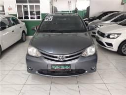 Título do anúncio: Toyota Etios 2014 1.5 xs sedan 16v flex 4p manual