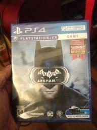Jogo Batman Arkham VR para PS4