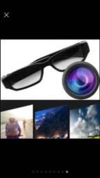 Mini Câmera Durável em 1080P HD Óculos para Vídeo DVR Gravadora e Filmadora