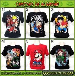 Camisas NerdDog Store - Coleção Geek (parte 1)