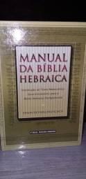 Título do anúncio: Manual da Biblia Hebraica