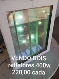 Refletores 400w usados