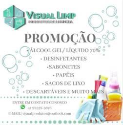 Produtos de Higiene & Limpeza