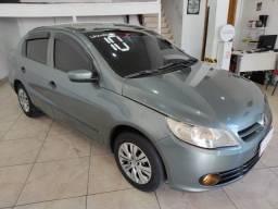 VW Voyage 1.0 Completo + Gnv Muito Novo