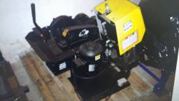 Maquina Parker prensar terminal mangueira