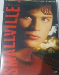 Smallville 2 Temporada Completa - 6 Discos Físicos Originais