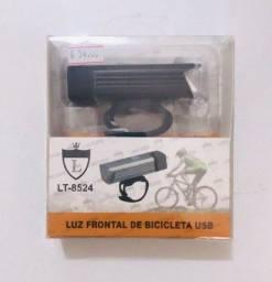 Farol - luzes para bike - Frontal ou Traseiras - Recarregável