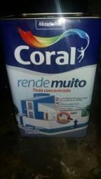Título do anúncio: Tinta coral