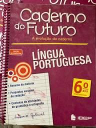 Caderno do futuro 6º ano