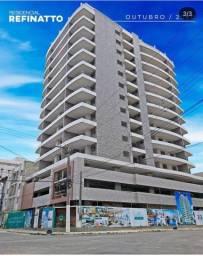 Apartamento de 2 quartos em prédio em fase final de obra