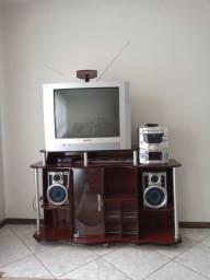 """Rack - tv 29"""" - som"""