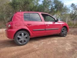 Título do anúncio: Vendo Renault Clio Air 1.6 16v 2008 Completo