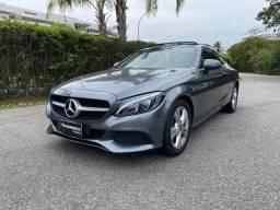 Título do anúncio: Mercedes C180 Coupé Sport  2018 apenas 17000km R$199.900,00