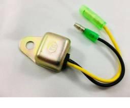 Alerta Nivel Oleo Motor Toyama Honda Branco 5,5 6,5 A 13cv