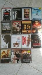 Lote 15 filmes DVD
