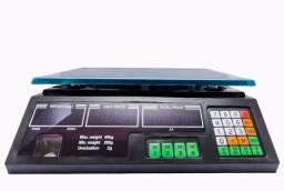 Balança Digital Eletrônica 40 kg Alta Precisão Bivolt