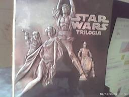 Coleçao star wars com 4 dvds