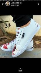 Sapatos E Sapatênis