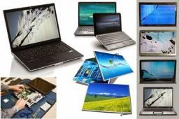 Tela para netbook e notebook hist alada na hora