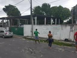 Galpão com cobertura calvanizada no Amazonino Mendes, Mutirão com 480 m2