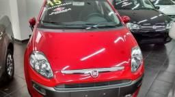 Fiat Punto essence 1.6 aut. flex - 2015