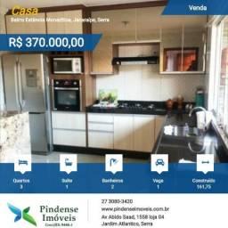 Casa em Jacaraípe, 3 quartos