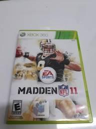 Jogo Xbox 360 - Madden 11 comprar usado  Jundiaí