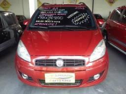 Fiat Idea Attractive 1.4 Vermelho - 2011